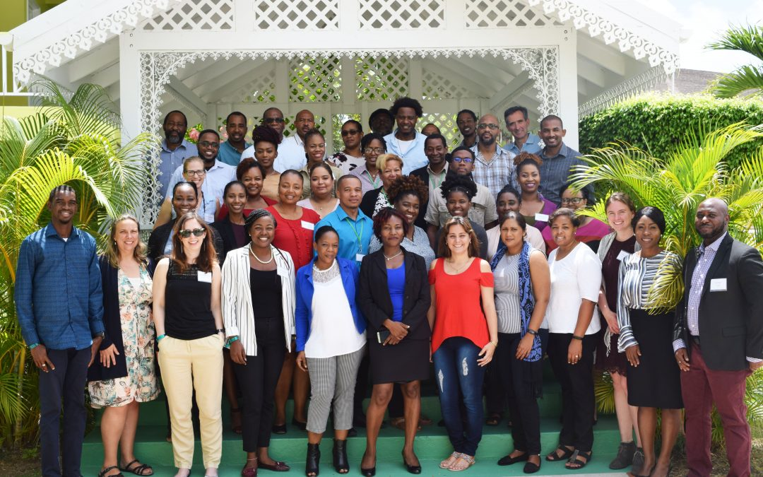 Mapping Ocean Wealth Workshop Held in St. Lucia to Support Caribbean Regional Oceanscape Project